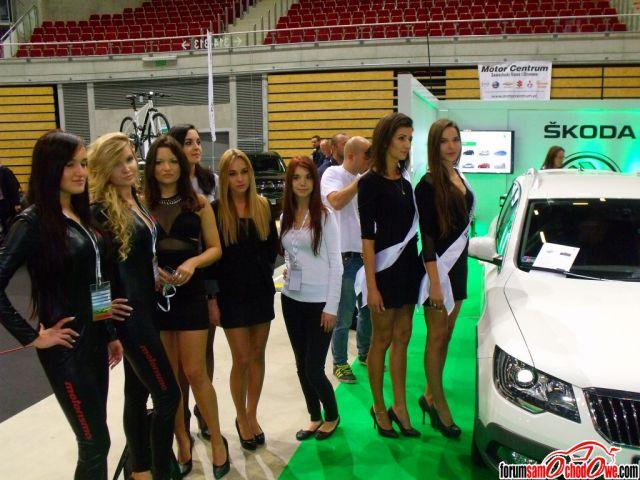 VI Trójmiejskie Targi Motoryzacyjne 27-28.09.2014