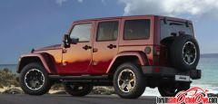 Jeep Wrangler Black Edition: nowa, limitowana edycja ikony marki Jeep, Wran