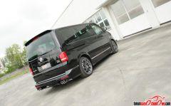 Wakacyjny tuning VW T5 MULTIVAN ABT SPORTSLINE fot. Pachura Moto Center