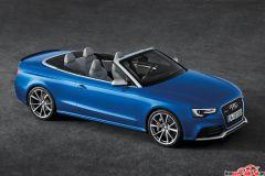 Audi RS 5 Cabriolet fot. Volkswagen Group Polska