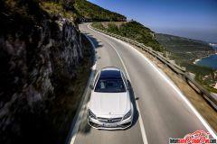 Mercedes-AMG C 63 Coupe fot. Mercedes Benz Polska