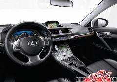 Lexus nawigacja TomTom fot. TomTom