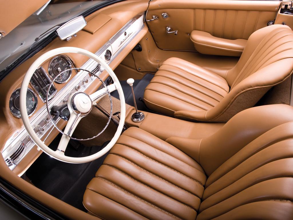 Mercedes-Benz 300 SL (1954-1963)