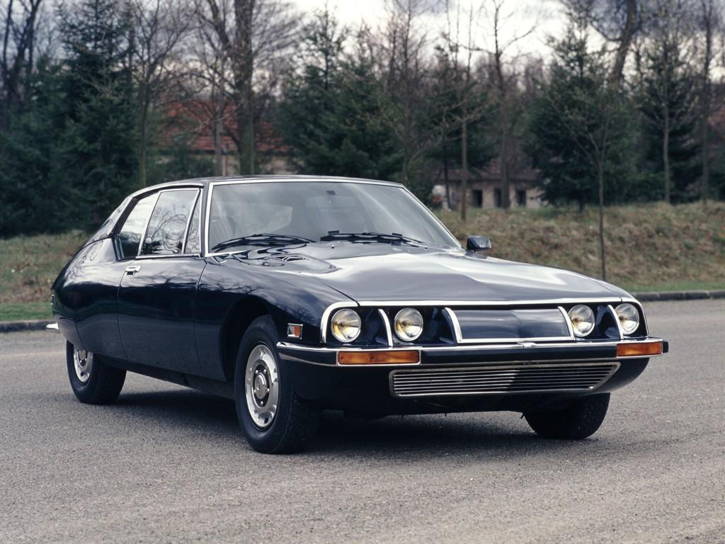 Citroën SM (1970–1975)