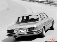 Mercedes S klasa W116: klasa sama w sobie fot. Mercedes-Benz Polska