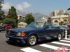 Mercedes 500 SEC Cabrio