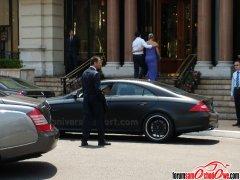Mercedes CLS 6.3 AMG