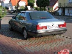 BMW e32 735iA `87