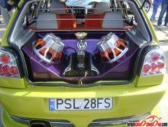 Golf 3 TUNING Najgłośniejsze auto zlotu KONIN