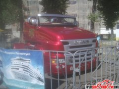 Scania Kabrio