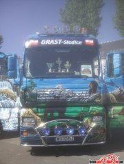 Man TGA GRAST-Siedlce