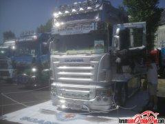 Scania R620 V8 Severní hvězda