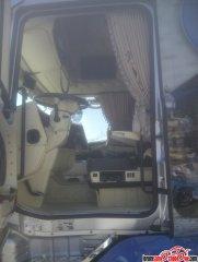 Wnętrze Scania R620 V8 Severní hvězda