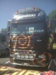 Daf XF105 Hellboy