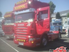 Scania R Marpol