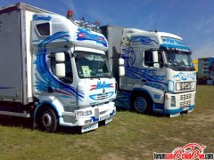 Renault Midum i Volvo FH12 PTAK TRANS