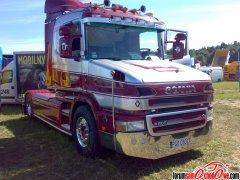 Scania R500 z ryjem