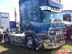 Scania 164L 480 Blue Wiking