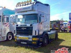 Scania 164L 480 BERNARD & BERNARD