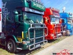 Scania 164L 580 MARIO