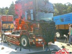 Scania FEAR THE DARK