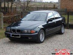BMW e39 520i     www.bmw-sport.pl