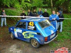 "Fiat 126P ""PRAWIE JAK SUBARU"" - awaria bloku"