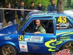 Mimo fajnego wyglądu Fiata to auto nie jest dla mnie :P