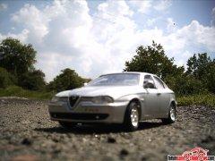 Alfa Romeo 156 Tokyo Drift