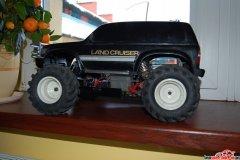 Model Landcruiser