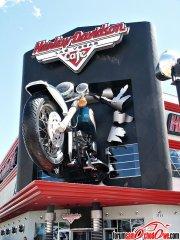 Harley Davison Cafe, Las Vegas