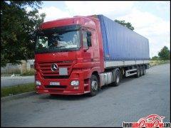 Mercedes-Benz Actros MPII MegaSpace
